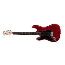 Guitarra Canhota Giannini Ggx1hh Sonicx Mr/bk Vermelha 5815