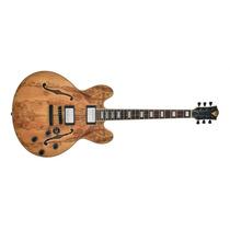 Promoção! Phx Ac-1 Guitarra Modelo Semi-acustica Na