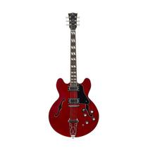 Guitarra Semiacústica Michael Gm1159 Original Loja Dom Maior