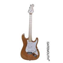 Guitarra Elétrica Stratocaster Modelo Red Alder Gatemouth