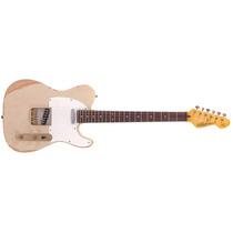 Guitarra Vintage Telecaster V62 Mr Ash Blonde - Loja Física