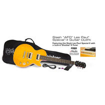 Guitarra Epiphone Les Paul Special Slash Afd Signature /loja