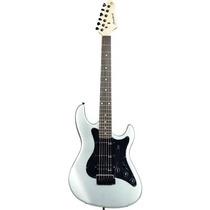 Guitarra Strinberg Egs267 Strato Humbucker - Cinza Metalico