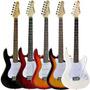 Guitarra Strinberg Egs216 Strato - Várias Cores