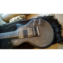 Rara James Trussart Steeldeville -fender Gibson Esp Les Paul