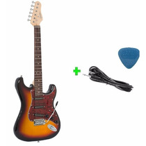 Guitarra Giannini Série Sonix G-100 3ts/tt C/brindes