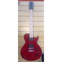Guitarra Hurricane Les Paul (esp 277) Vermelha