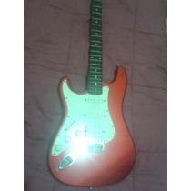 Guitarra Samick Canhota