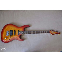 Guitarra Cort G-custom Captadores Emg Ativo89/sa Nova!