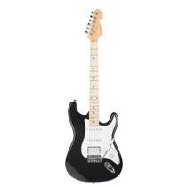 Guitarra Michael Gm237 Bk Strato Power Advanced Black -...