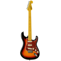 Guitarra Tagima Strato Woodstock Tg 530 Sb Sunburst
