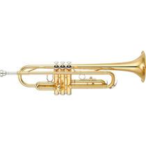 Trompete Ytr2330 Si Bemol Laqueado Yamaha