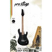 Guitarra Pro Stage Skp 870z Black