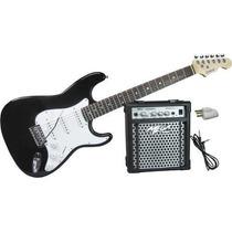 Ritmus ! Thomaz Kit De Guitarra E Amplificador De 10w Mega