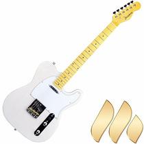 Guitarra Telecaster Strinberg Clg 88 Wh Branca O F E R T A