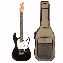 Guitarra Godin Session Hg/rn Black C/bag