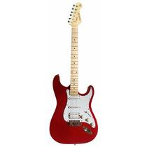 Guitarra Strato Groovin Gst270st + Cabo Brinde