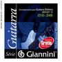Corda De Aço Canário Geegst9.6 Para Guitarra Com Bolinha 6ª