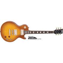 Guitarra Vintage Les Paul V100 Pgm Lemon Drop - Gt0169