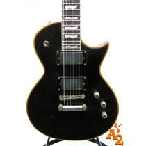 Guitarra Esp Ltd Ec 401 Vb Vintage Black Emg Ativos 81 E 60