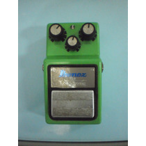 Pedal Tube Screamer Ts9 Ibanez - Super Inteiro