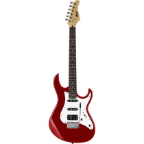 Guitarra Cort G220 Strato Vermelha - Loja Física