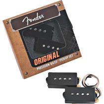 Captador Para Baixo 4 Cordas Orig Precision Bass Pt Fender