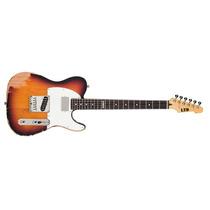 Guitarra Esp Ltd Te-202 Distressed (concorrência Musical)