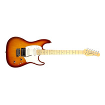 Guitarra Godin Session Lightburst Hg/mn Concorrência Musical