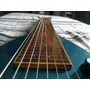 Guitarra Havaiana Del Vecchio Restaurada 8 Cordas Troca