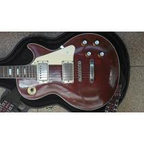 Guitarra Giannini 1978 Restaurada Com Logo Gibson