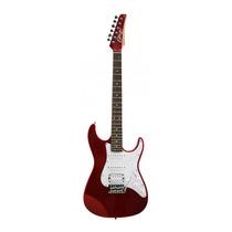 Guitarra Strato Seizi Stone - Vermelho Metali