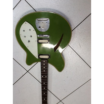 Guitarra Giannini Diamond Mirage Rickenbacker 1965 Reliquia