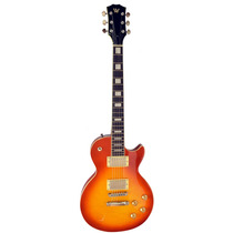 Wild Les Paul Cherry Sunburst . Guitarra + Gig Bag + Cabo !