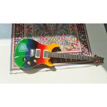 Guitarra Prs De Luthier Modelo Prism Toda Em Mogno Leia