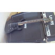 Guitarra Schecter Demon-6 Fr Captação Ativa - Troco