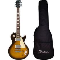 Guitarra Les Paul Shelter Nashville 2 Humbuckers 2ts Com Bag