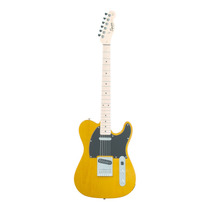 Guitarra Tele Squier By Fender Affinity Mn Butterscotch Blon