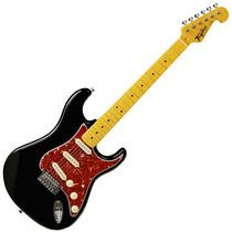 Guitarra Stratocaster Tagima Woodstock Tg530 Preta