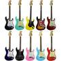 Guitarra Tagima Memphis Mg32 +cabo+alavanca + Brindes Fender