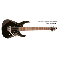 Guitarra Tagima K2 Kiko Loureiro Signature C/ Case 7216