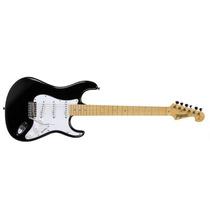 Guitarra Stratocaster Tagima Brasil T735 Preta 7211