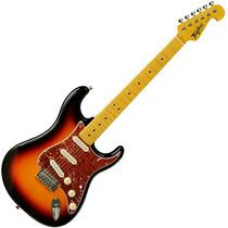 Guitarra Strato Tagima Tg 530 - Sunburst Com Capa + Brindes!