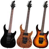 Guitarra Vulcan Tagima Preta Floyd Rose Special C/ Bag