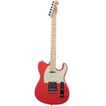 Guitarra Tagima T405 Brasil Telecaster - Vermelho Fiesta