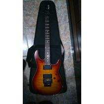 Guitarra Tagima Vulcan Cherryburst Com Floyd Special