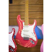 Guitarra Tagima Stratocaster Hand Made Brazil T-735 Swirl