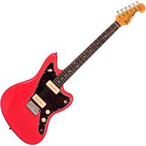 Guitarra Tagima Jazzmaster Woodstock Tw61 Vermelho Fiesta
