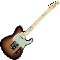 Guitarra Telecaster Tagima T405 Hand Made In Brazil Sunburst