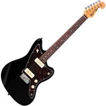 Guitarra Tagima Jazzmaster Woodstock Tw61 P90 Preta Tortoise